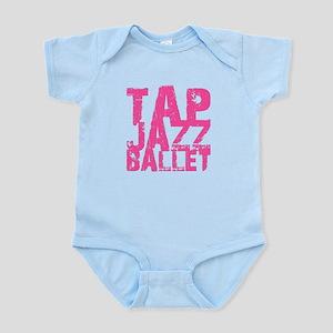 TAP JAZZ BALLET Infant Bodysuit
