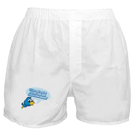 Follow Me? Boxer Shorts