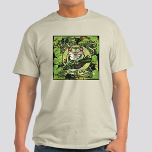Frog's Life Graphic 2 Light T-Shirt
