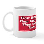 Ghandi quote Mug
