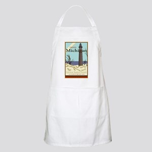 Travel Michigan BBQ Apron