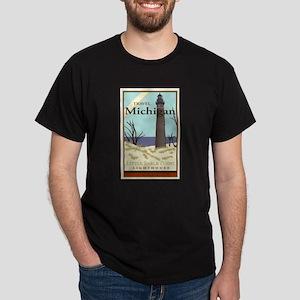 Travel Michigan Dark T-Shirt