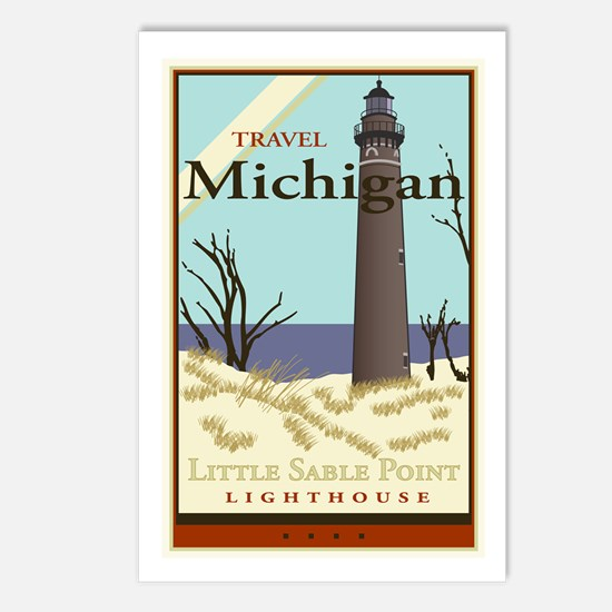 Travel Michigan Postcards (Package of 8)