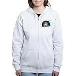 Spaceship Abby Women's Zip Hoodie