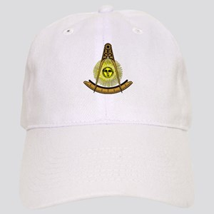 Freemason Past Master Cap