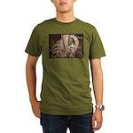 Abby's Tree Organic Men's T-Shirt (dark)