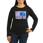 Syd and the Blueberry Tree Women's Long Sleeve Dar