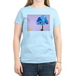Syd and the Blueberry Tree Women's Light T-Shirt
