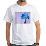 Syd and the Blueberry Tree White T-Shirt