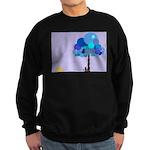 Syd and the Blueberry Tree Sweatshirt (dark)