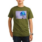 Syd and the Blueberry Tree Organic Men's T-Shirt (