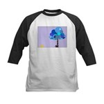 Syd and the Blueberry Tree Kids Baseball Jersey