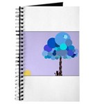 Syd and the Blueberry Tree Journal