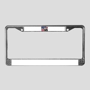 American Pit Bull License Plate Frame