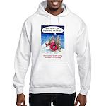 What reindeer do... Hooded Sweatshirt