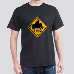 Motorcycle X-ing Dark T-Shirt