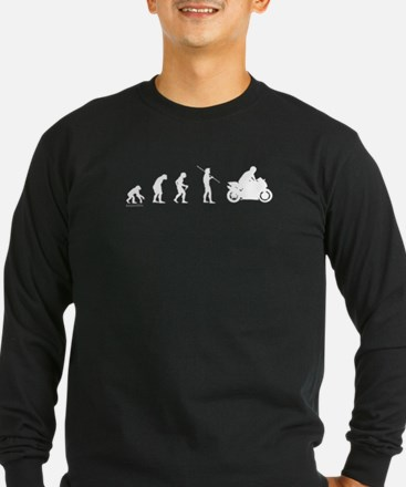 Motorcycle Evolution T