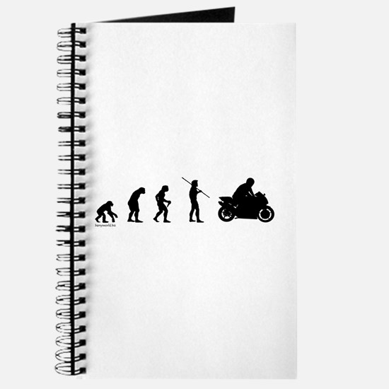 Motorcycle Evolution Journal