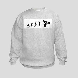 ATV Evolution Kids Sweatshirt