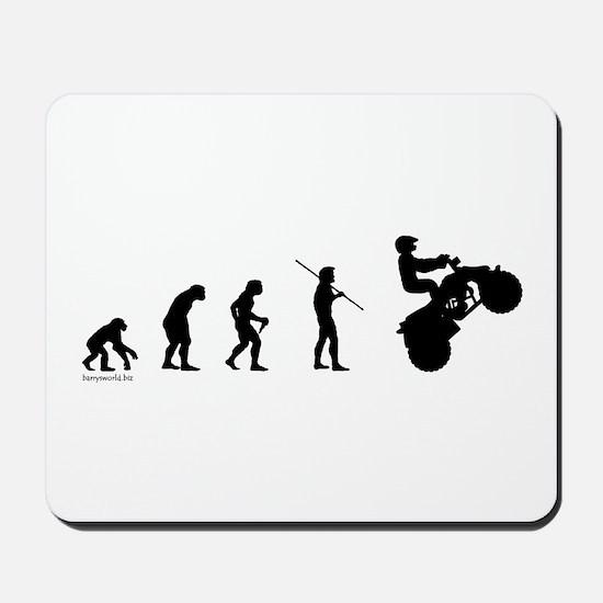 ATV Evolution Mousepad