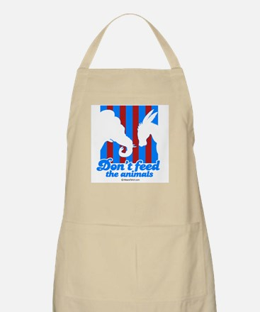 Don't feed the animals -  BBQ Apron
