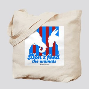 Don't feed the animals -  Tote Bag