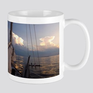 Sailing into the Storm Mugs