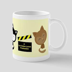 Los Gatos Locos Mug