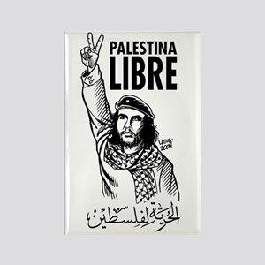 Liberty to Palestine Rectangle Magnet