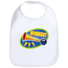 HONKEY! Bib