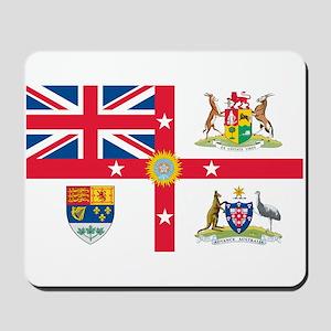 British Empire Flag Mousepad