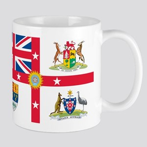 British Empire Flag Mug