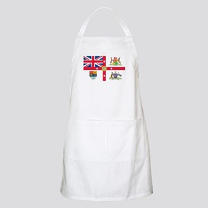 British Empire Flag BBQ Apron