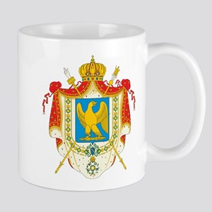 First French Empire Coat of A Mug