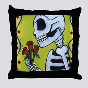 Day of the Dead Girft Throw Pillow