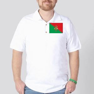 French Foreign Legion Flag Golf Shirt