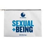Sexual Being Makeup Bag