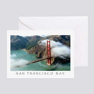 Iconic SFBayImages.com Aerial Greeting Cards 20 PK