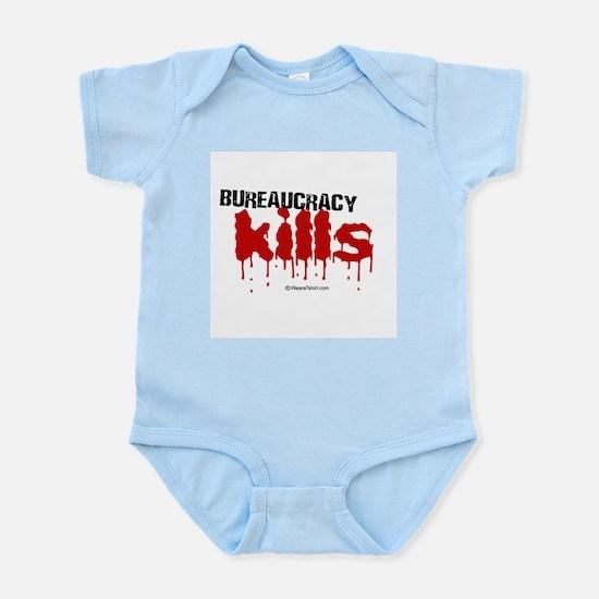 Bureaucracy Kills -  Infant Creeper