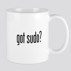 got sudo? Mug
