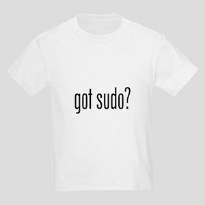 got sudo? Kids Light T-Shirt