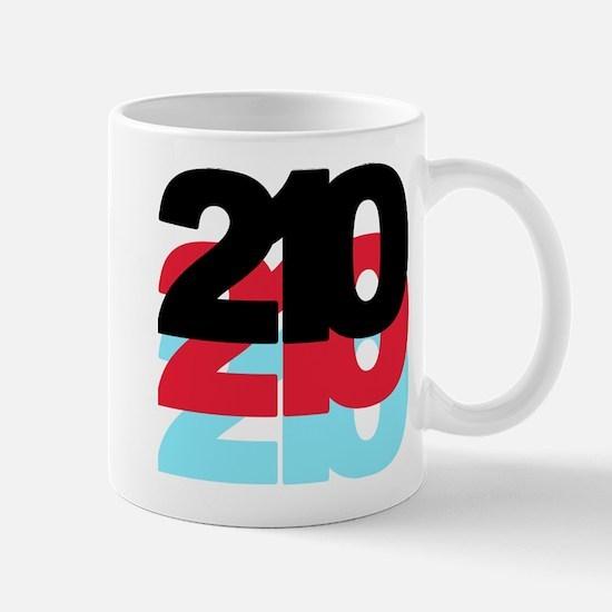 210 Area Code Mug