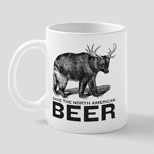 Save Beer Mug