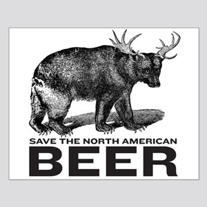 Save Beer Small Poster