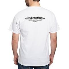 Utah UFO Hunters White T-Shirt