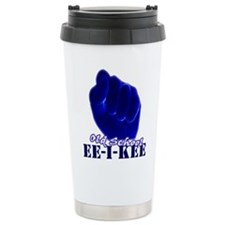 ZFist2 Stainless Steel Travel Mug