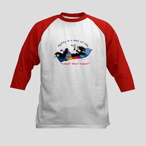 Agility shirt Kids Baseball Jersey