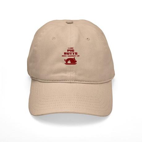 BBQ: I Like Pig Butts Cap