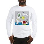 Monster Karate Long Sleeve T-Shirt