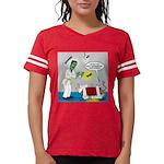 Monster Karate Womens Football Shirt